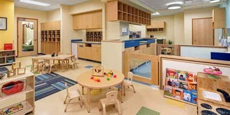 Enriching Environments: Setting Up the Best Classroom for Children's Development tickets
