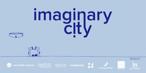 Imaginary City: Art Bazaar Benefiting Creativity Explored