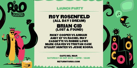 Return to Rio Launch Party tickets