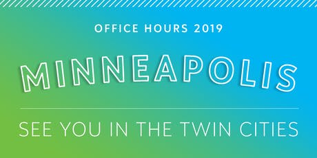 Minneapolis/St. Paul YourCause + Blackbaud Office Hours tickets