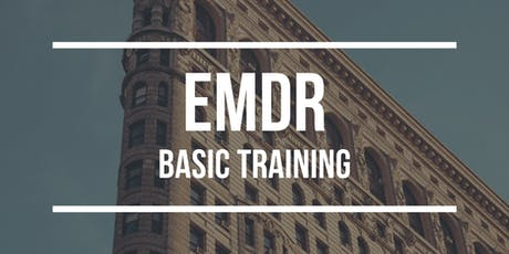 EMDR Basic Training Course 2020 tickets