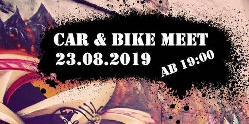Car & Bike Meet | 23. August