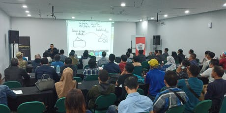 Seminar Digital Marketing Gratis Langsung Praktek tickets