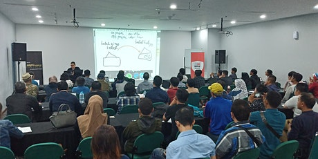 Seminar Digital Marketing Gratis Langsung Praktek tickets