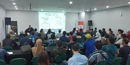 Seminar Digital Marketing Gratis Langsung Praktek