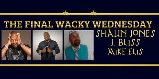Wacky Wednesday Finale Show