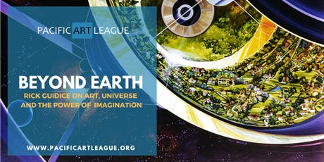 Beyond Earth: Rick Guidice on Art, Universe and the Power of Imagination tickets