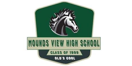 Mounds View High School - Class of 1999 - 20 Year Reunion tickets