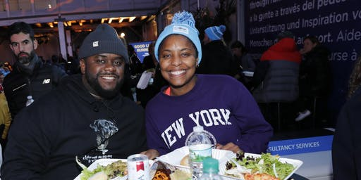 TCS New York City Marathon Eve Dinner