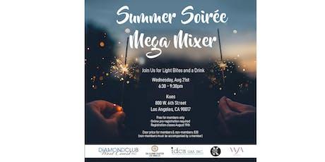 Summer Soiree - Mega Mixer tickets