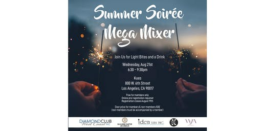 Summer Soiree - Mega Mixer