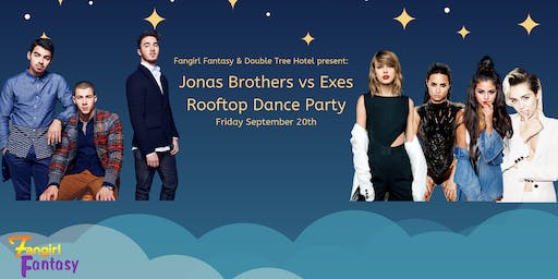 Jonas Brothers VS Exes Dance Party