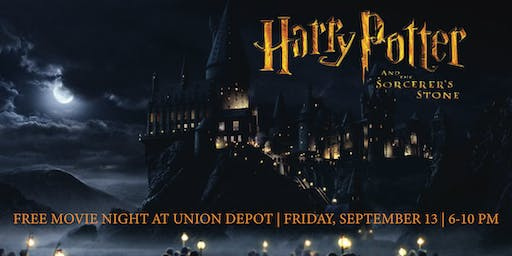 Harry Potter Movie Night at Union Depot