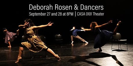 Deborah Rosen and Dancers Present: Finding Home tickets