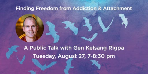 Breaking Bad Habits - Finding Freedom from Addiction and Attachment
