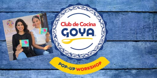 Goya Club Pop-Up Workshop