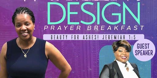 Women by Design 2nd Annual Prayer Breakfast - Prophetess Catina Goldston