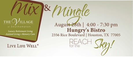 The Sky Is The Limit Mix & Mingle tickets