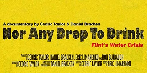 """Film and Conversation, """"Nor Any Drop To Drink"""" feat. Director Cedric Taylor"""