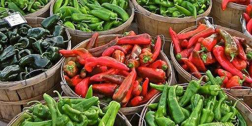 Exploring New Mexico Chiles (RESCHEDULED)