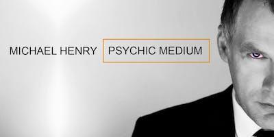 MICHAEL HENRY :Psychic Show - Strabane