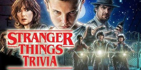 Stranger Things Trivia at The Point tickets