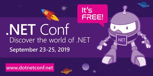 .NET Conf 2019 Montreal Watch Party