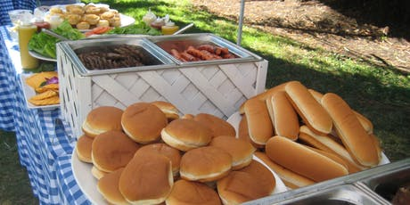 19th Annual Joint Employee Appreciation Picnic tickets