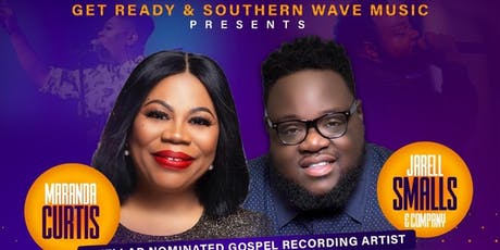 Maranda Curtis and Jarell Smalls Live In Worship tickets