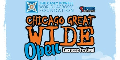 The Chicago  Great Wide Open SPEED Lacrosse Festival