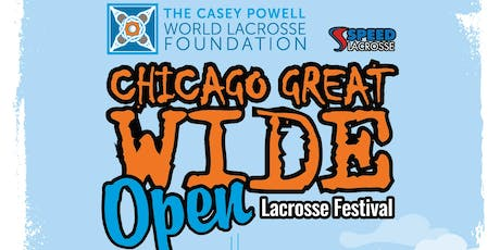 The Chicago  Great Wide Open SPEED Lacrosse Festival tickets