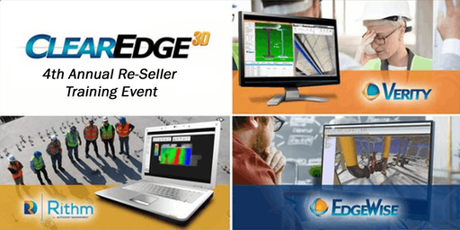 ClearEdge3D Reseller Training & Dinner 2019