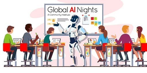 Global AI Night - Auckland - 5th September 2019