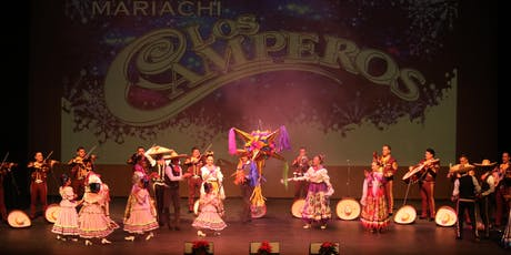 Fiesta Navidad with Mariachi Los Camperos billets