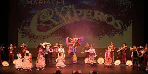 Fiesta Navidad with Mariachi Los Camperos
