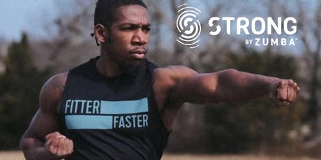 STRONG BY ZUMBA® MASTERCLASS with Master Trainer Nate Offer tickets