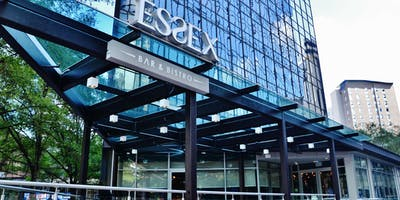 CBG networking mixer uptown @ Essex Bar & Bistro Thursday Aug 22nd 5-8:30pm