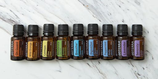 Winter Health and Wellness with Essential Oils