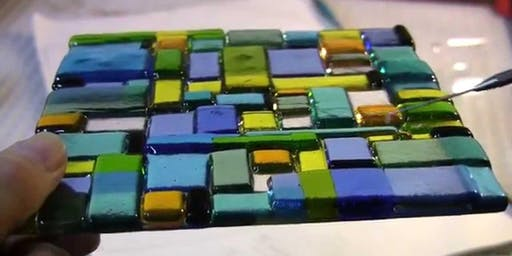 Fused Glass ($6, pay at event. Exact change please. Includes all materials)