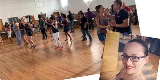Sensual Bachata and Cha-Cha / Boogaloo Bootcamp with Nadia Alvarado