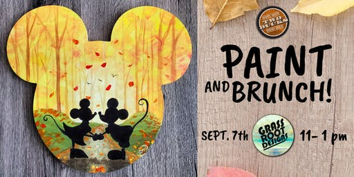 Autumn Lovin' | Paint + Brunch at Two Bucks Avon!