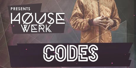 CODES at LVL44, August 29th tickets