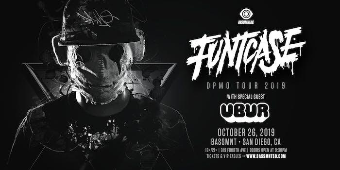 FuntCase – San Diego – Oct 26 | edmtrain