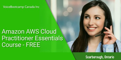 Amazon AWS Cloud Practitioner Essentials - FREE 4.5 Hour Course