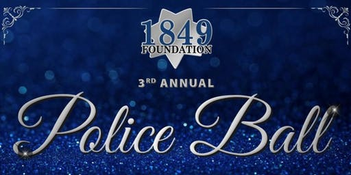 SPOA 1849 Foundation's 3rd Annual Police Ball