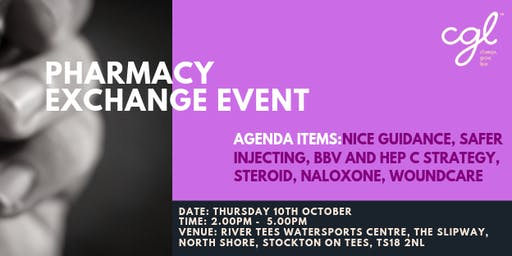 Pharmacy Exchange event