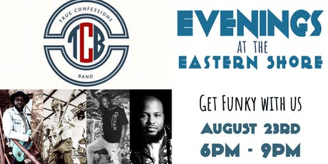 Fourth Fridays with Christopher Stephenson and the True Confessions Band tickets