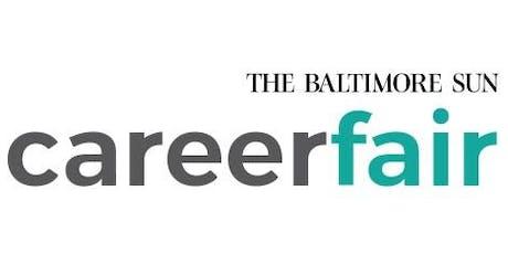 The Baltimore Sun Career Fair tickets
