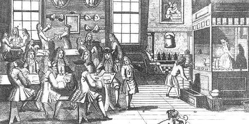 Being Human Festival - Coffee and sedition: Discovering 17th century coffee-houses