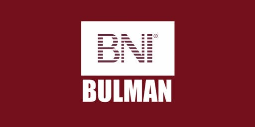 Copy of BNI Bulman - Business Brunch Network Meeting
